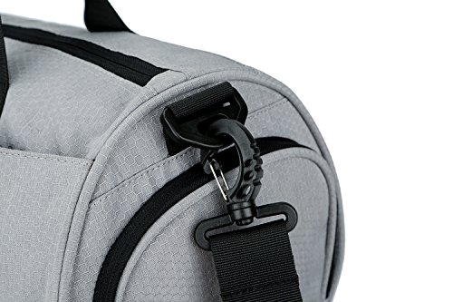 76e6e323361 Gym Sports Small Duffel Bag for Men and Women with Shoes Compartment ...