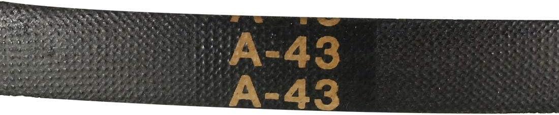 sourcing map A-33Ceinture V 33 puissance industriel courroie transmission caoutchouc