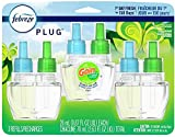 Plug in Air Freshener and Odor Eliminator, Scented Oil Refill, Gain Original Scent, 3 Count - 1 Count