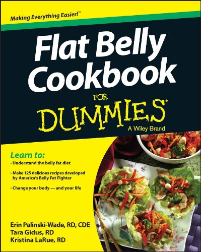 Flat Belly Cookbook For Dummies