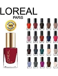 L'Oreal Paris Extraordinaire Gel-Lacque 1-2-3 Nail Color...