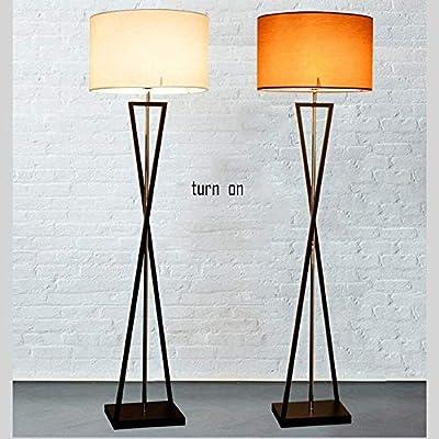 DEED Lámpara de pie-Simplicidad Moderna Sofá Minimalista ...