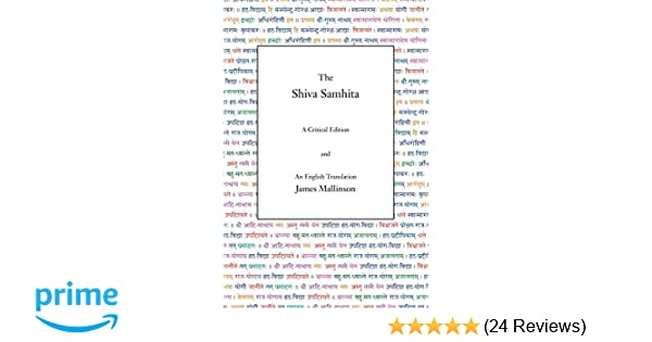 The Shiva Samhita: James Mallinson: 8601416830308: Amazon ...