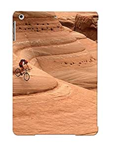 0baf6236353 Case Cover Protector Series For Ipad Air Canyon Cycling Cyclist Sports Bicycle Bike Case For Lovers