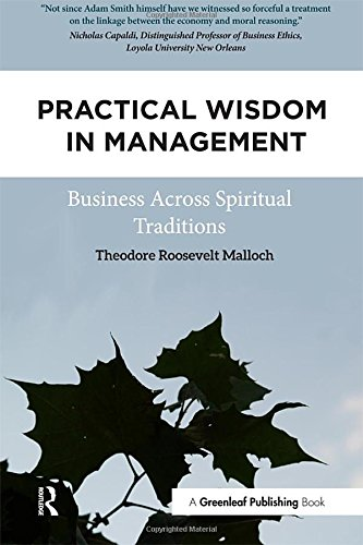 PDF Download Practical Wisdom In Management Business