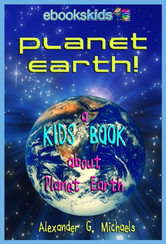 A Kids Book About Planet Earth