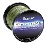 Seaguar  Threadlock Braided Fishing Line, Green, 80-Pound/600-Yard Review