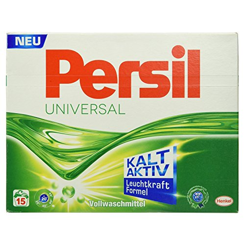 Persil Pulver Universal (1 x 15 Waschladungen, 975 g)