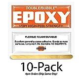Hardman Double Bubble Orange Toughened Epoxy (High Peel Strength) 10 Packs (#04007)