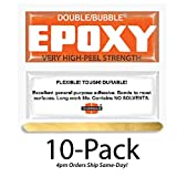 Double Bubble- Orange High Peel Strength Epoxy | 04007