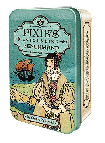 Pixie's Astounding Lenormand [Edmund Zebrowski] (De Bolsillo)