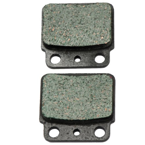 Foreverun Motor Rear Brake Pads for Suzuki LTZ400 LT-Z 400 Quadsport 2003-2013