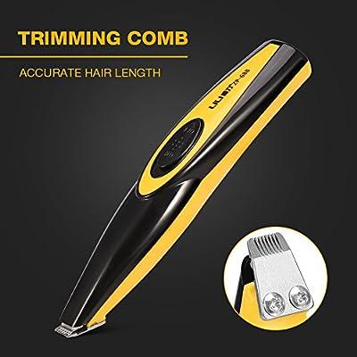 Amazon.com: Eléctrica cortapelos de trinchar barberos ...