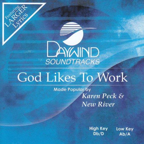 God Likes To Work [Accompaniment/Performance Track] ebook