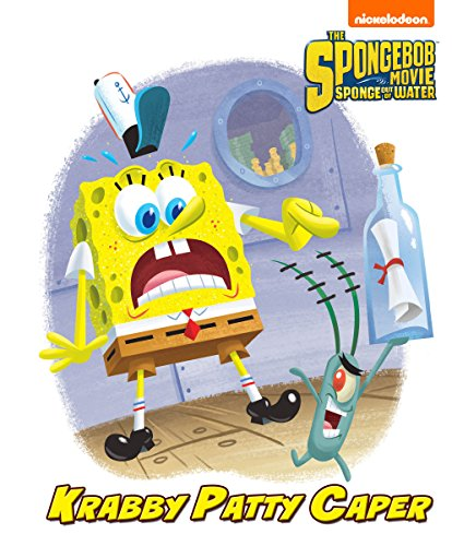 Krabby Patty Caper (The SpongeBob Movie: Sponge Out of Water in (D 5 Sponges)