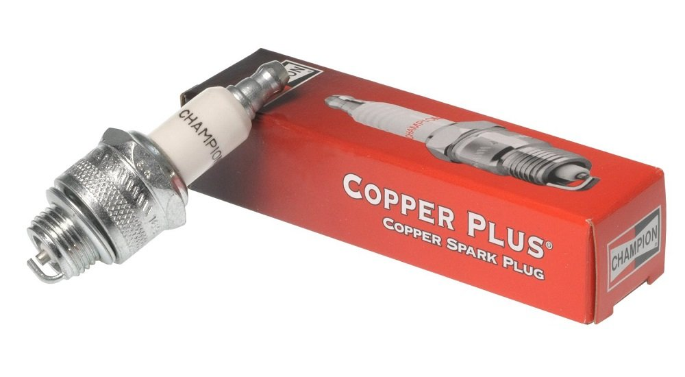 Champion RC12YC (71G) Copper Plus Small Engine Replacement Spark Plug (Pack of 1) - 51su E1fMeL - Champion RC12YC (71G) Copper Plus Small Engine Replacement Spark Plug (Pack of 1)