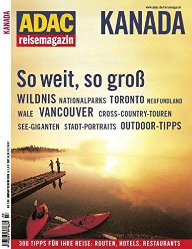 ADAC Reisemagazin Kanada