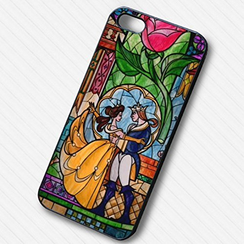 Princess Bell Beauty et the Beast - lxmi pour Coque Iphone 6 et Coque Iphone 6s Case B8G1WH