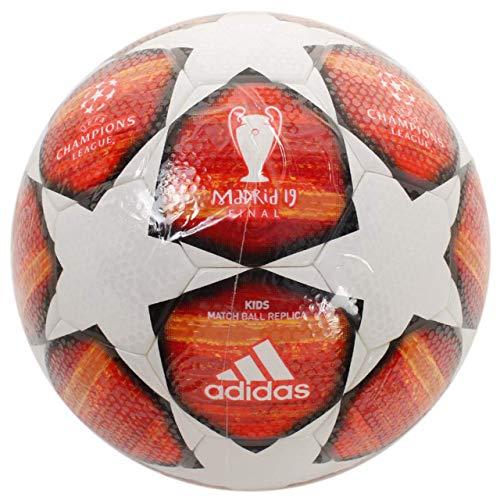 adidas(아디다스) 축구볼 축구공 4 호공(초등학생용) 피날레 마드리드 키즈 AF4400MA