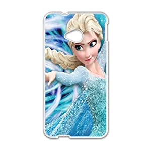 Frozen for HTC One M7 Cell Phone Case & Custom Phone Case Cover R88A652120