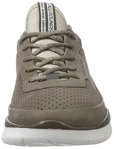 Mephisto Laila, Zapatos de Cordones Derby para Mujer Braun (Earth)