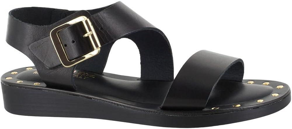 [Bella Vita] レディース 黒 Italian Leather 8 AA US