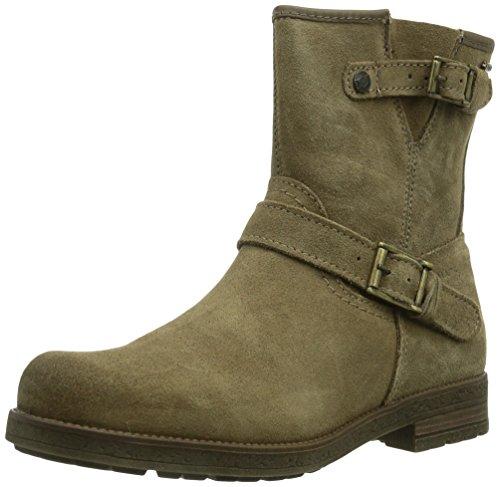 para 410 truffle cuero mujer Botas de beige beige Shoes Braun Lydia Marc marrón PqwXR6
