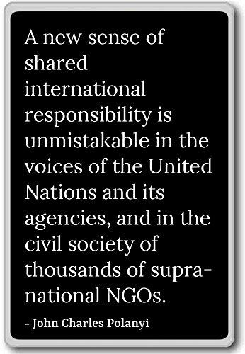 A  sense of shared international re... - John Charles Pol...