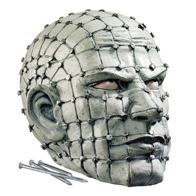Design Toscano Spike the Nail Head Garden Statue - Pinhead Zombie Statue