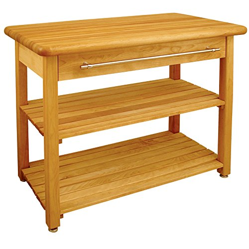 Catskill Craftsmen Kitchen Kitchen Cart - Catskill Craftsmen Contemporary Harvest Table