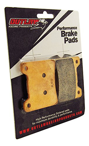 Outlaw Racing OR88 Brake Pads YAMAHA YZF600R-Rear