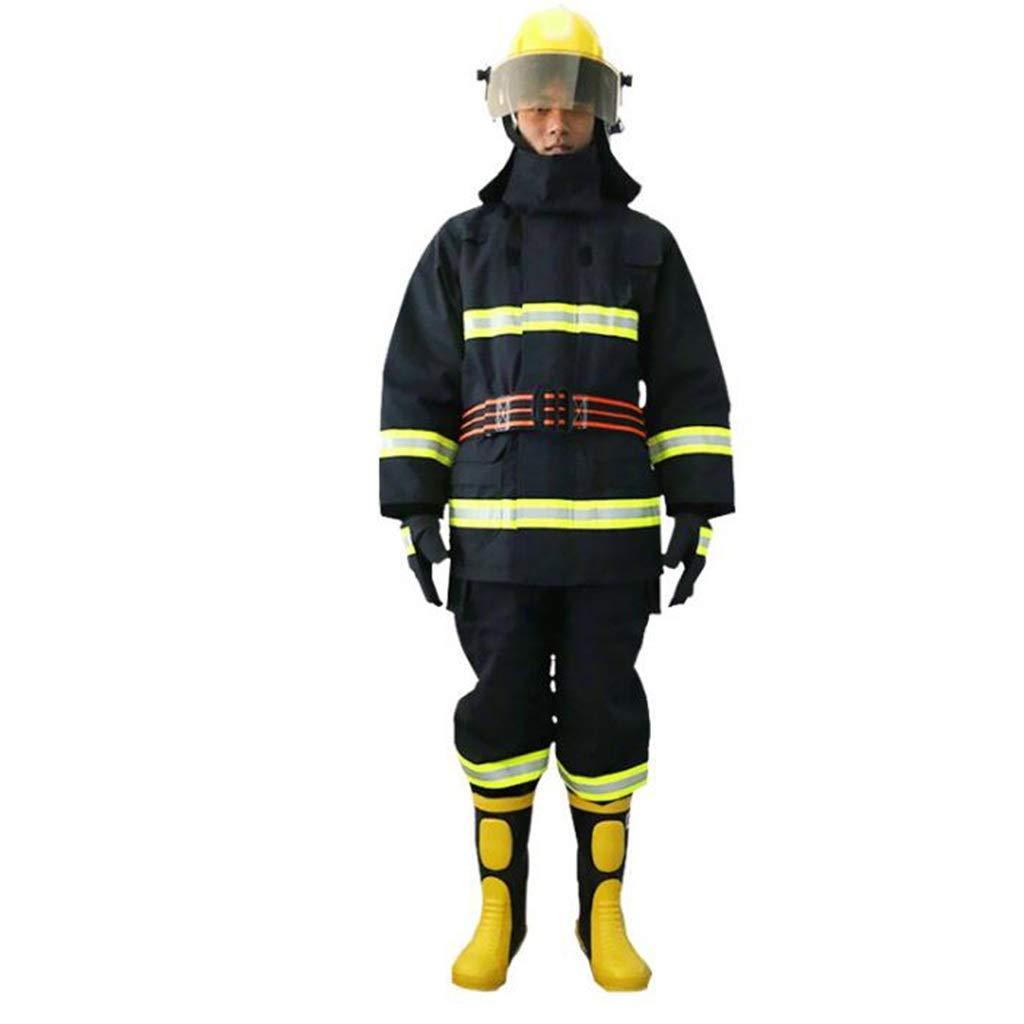 gz Traje de ropa de protección desmontable ignífugo ignífugo de ...