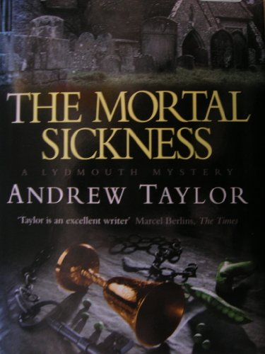 The Mortal Sickness [Deluxe Lettered Edition Signed by Author and Keating]