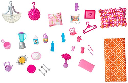Barbie Dolls Hello Dreamhouse Dollhouse W Kitchen: Barbie Hello Dreamhouse - Buy Online In UAE.