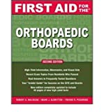 [(First Aid for the Orthopaedic Boards)] [Author: Robert Andrew Malinzak] published on (February, 2009)