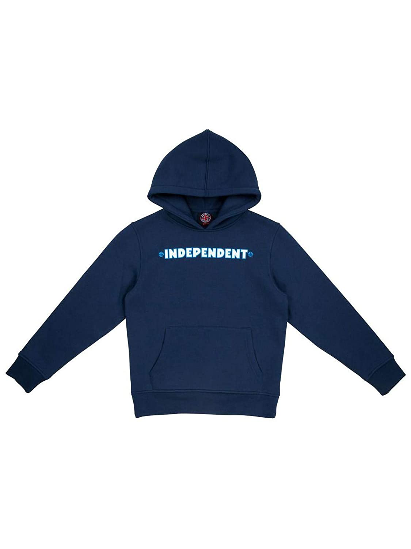Independent Navy Primary Kids Hoody