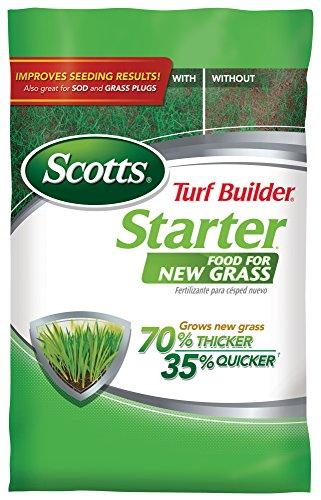 Scotts Starter (Scotts 21710 Turf Builder Starter Food Florida Fertilizer)