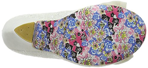Irregular Choice Nick of Time Cream Mujeres Heels Zapatos