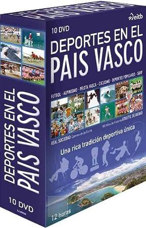 Pack Deportes en el País Vasco: Amazon.es: Cine y Series TV