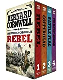 Bernard Cornwell Starbuck Chronicles Collection 4 Books Set