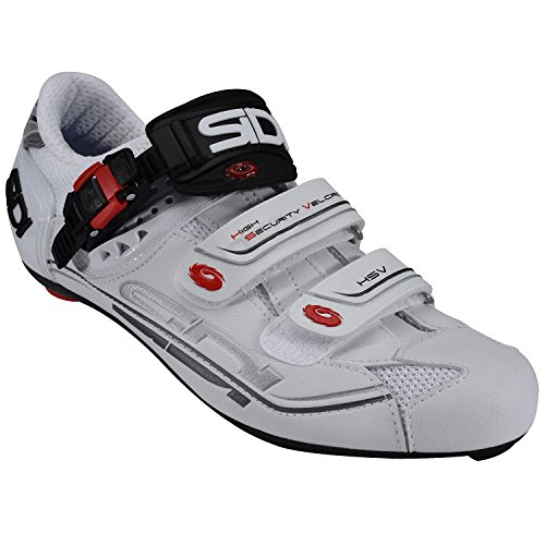 Sidi Genius 7 - Zapatillas - blanco Talla 47 2017
