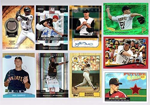 b280f73e047 Barry Bonds Pittsburgh Pirates Memorabilia