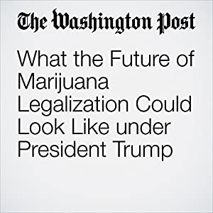 What the Future of Marijuana Legalization Could Look Like under President Trump