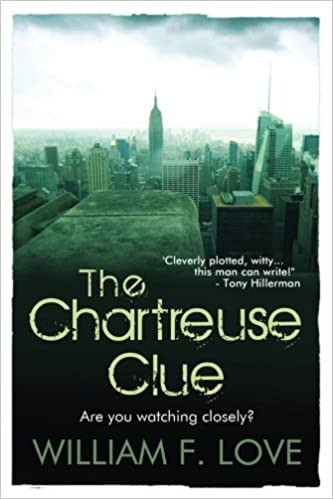The Chartreuse Clue (Davey Goldman Series Book 1): William F ...