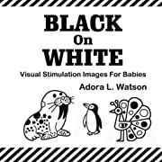 Black On White Visual Stimulation Images For Babies