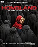 Homeland: Season 4 [Blu-ray]