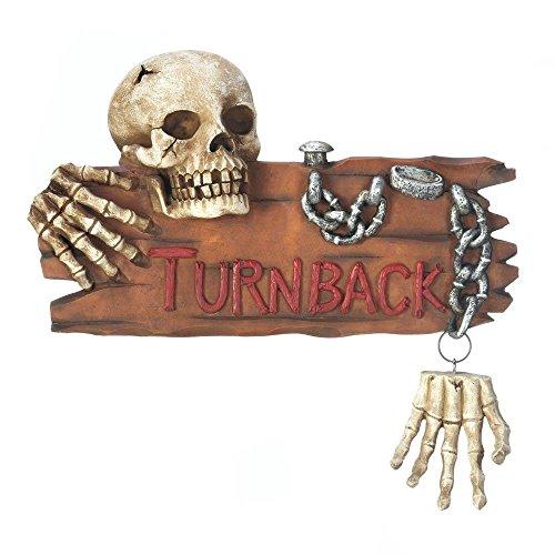 Dragon Squama Skeleton Halloween Decor, Skull Home Decorations