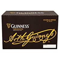 Guinness Foreign Extra Bottle Beer, 24 x 330 ml