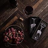 Bellemain Premium Wing Corkscrew Wine Opener