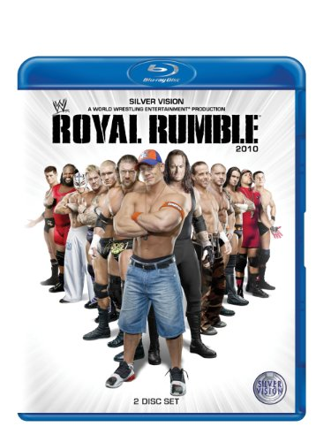 Wwe Royal Rumble 2009 - WWE - Royal Rumble 2010 [Blu-ray]